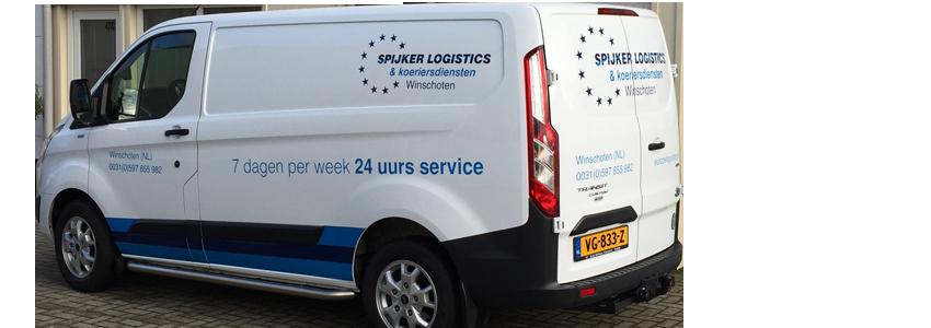 Spijker Logistics uw distributiepartner