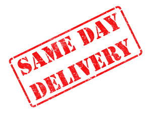 Same day delivery met Spijker Logistics